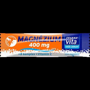 ab6b68474 MaxiVita Magnézium 400 mg + B komplex + Vitamín C | NašeVitaminy.sk