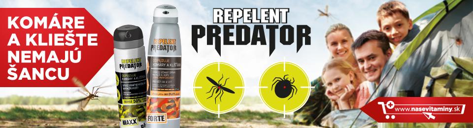 Repelenty Predator